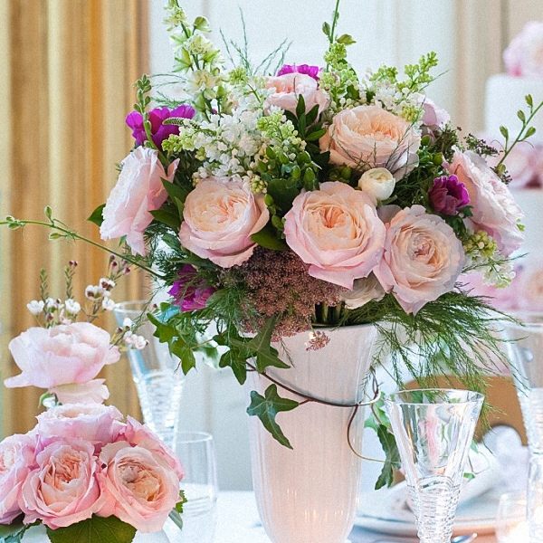Keira ® David Austin Garden Rose